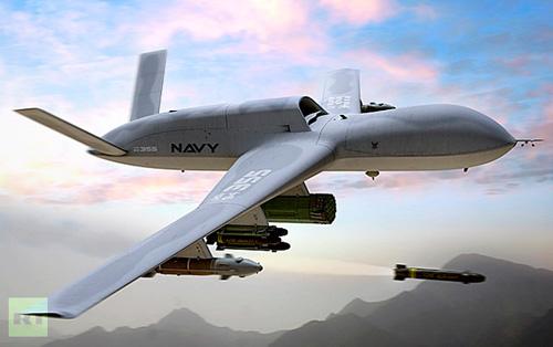 """Máy bay không người lái Mỹ có """"laser sát thủ"""" - 2"""