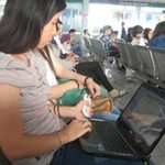Giá cả - Kẹt mạng bán vé tàu Tết online