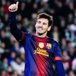 Báo chí thế giới đưa Messi lên mây xanh