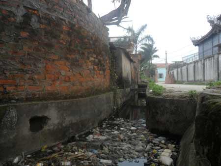 Thái Bình: Làng tỷ phú... kêu cứu - 1