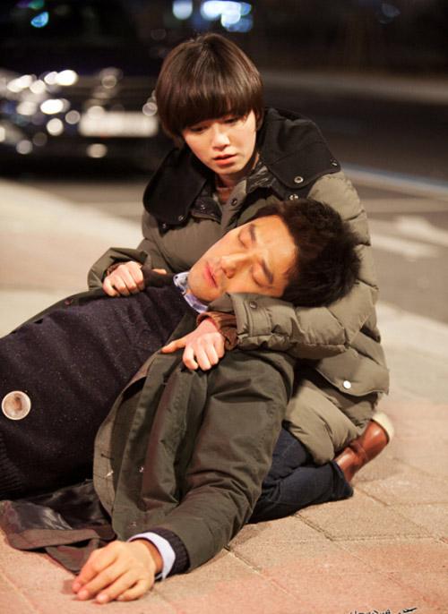 Nàng cỏ Go Hye Sun làm tiếp viên - 4