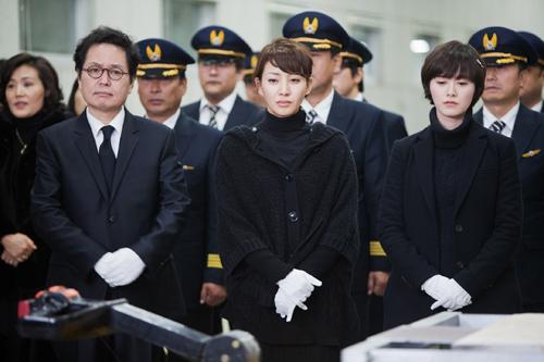 Nàng cỏ Go Hye Sun làm tiếp viên - 7