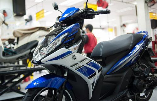 Lộ Nouvo SX GP giá khoảng 37 triệu đồng - 2