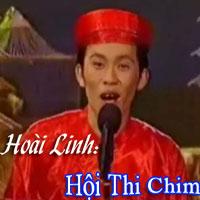 """Hài Hoài Linh: Thi """"chim"""" ai to hơn!"""