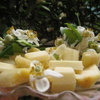 Mía ướp hoa bưởi - tìm lại hương xưa