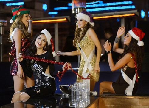 Tin mới nhất về Diễm Hương từ Las Vegas: Chỉ ngủ 1,5 tiếng/ngày, xếp hạng thứ 13   1355385052 diem huong  27