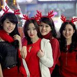 Bạn trẻ - Cuộc sống - Giới trẻ Hà Thành đón Giáng sinh sớm