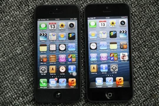VIPPhone iP5 4,5 triệu đọ dáng với iPhone 5 - 4