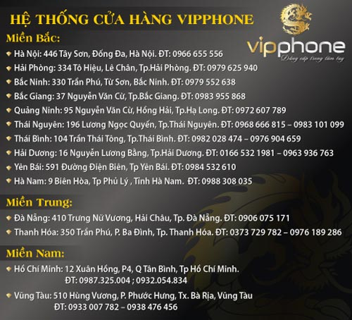 VIPPhone iP5 4,5 triệu đọ dáng với iPhone 5 - 8