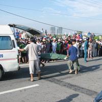 Tai nạn kinh hoàng: 24 người thương vong
