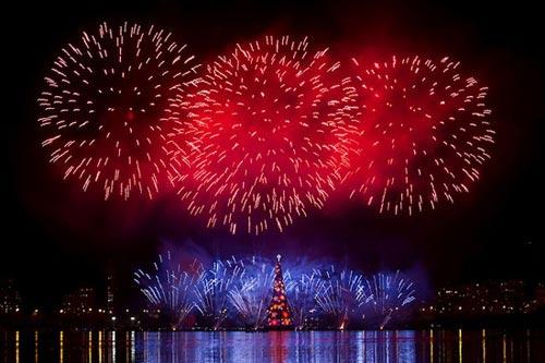 Những bức hình đẹp Thế giới chào đón giáng sinh - 11
