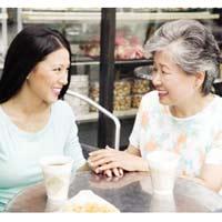 Immuxative : Chuyên gia tư vấn của mẹ chồng