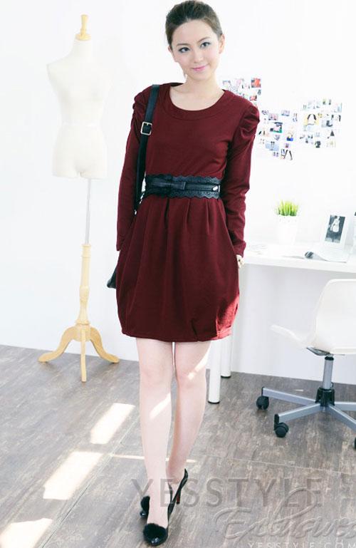 Cách phối thắt lưng cùng váy áo? - 10