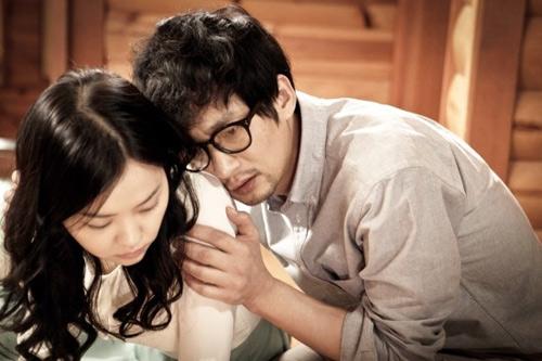 """Hoảng vì cảnh """"yêu"""" trong phim Hàn - 12"""