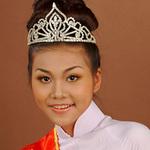 Thời trang - Thanh Hằng từng là hoa hậu xóm nghèo