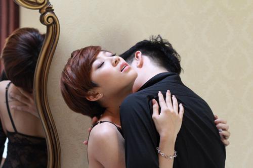 """Noo Phước Thịnh táo bạo đóng cảnh """"nóng"""" - 1"""