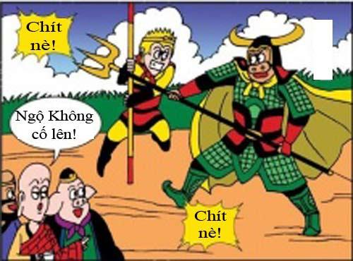 Tây Du Ký hài: Đụng độ ngưu ma vương - 5