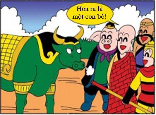 Tây Du Ký hài: Đụng độ ngưu ma vương - 7
