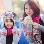 Bạn trẻ - Cuộc sống - Miss Teen Thu Trang ấm áp đón giáng sinh