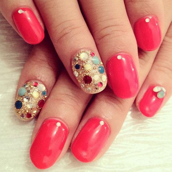 6 mẫu nail Giáng Sinh đẹp và độc! - 15