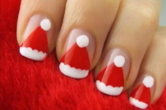 6 mẫu nail Giáng Sinh đẹp và độc! - 8