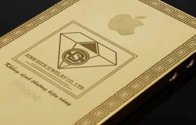 """iPhone 5 mạ vàng: Quà Tết """"hợp lòng người nhận""""? - 2"""