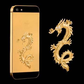 """iPhone 5 mạ vàng: Quà Tết """"hợp lòng người nhận""""? - 4"""