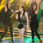 Ca nhạc - MTV - Hương Tràm lại dẫn đầu The Voice