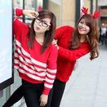 Thời trang - Bạn trẻ Hà Nội đa sắc màu đón Noel
