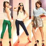 Bạn trẻ - Cuộc sống - Thí sinh Miss Teen tự tin diễn catwalk