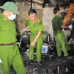 Tin tức trong ngày - Bi thảm: Vợ con chết cháy, chồng cũng tự tử