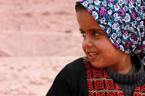 Petra, màu hoang tàn rực rỡ - 4
