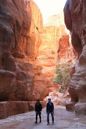 Petra, màu hoang tàn rực rỡ - 3