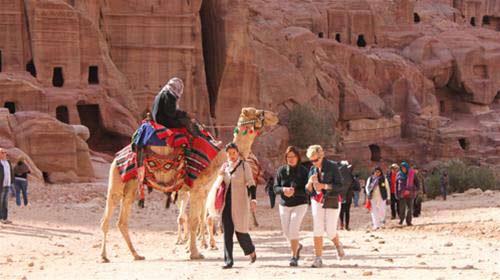 Petra, màu hoang tàn rực rỡ - 1