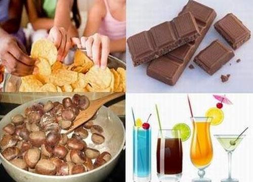 7 thực phẩm vàng giúp tăng cân - 1