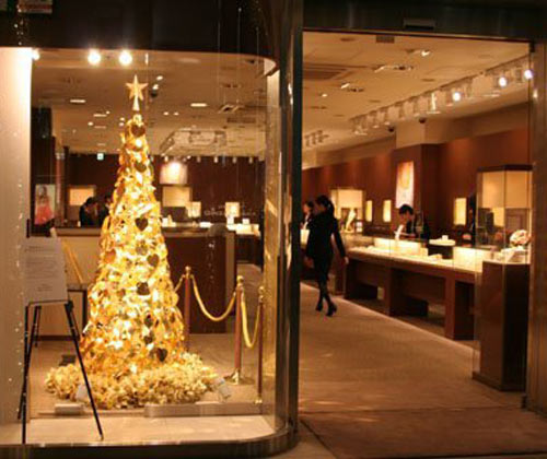Những cây thông Noel đắt giá nhất - 6