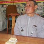 An ninh Xã hội - 2 sư giả bị bắt khi lừa dân góp tiền làm lễ