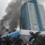 Tin tức trong ngày - Cháy siêu thị lớn nhất Hà Tĩnh
