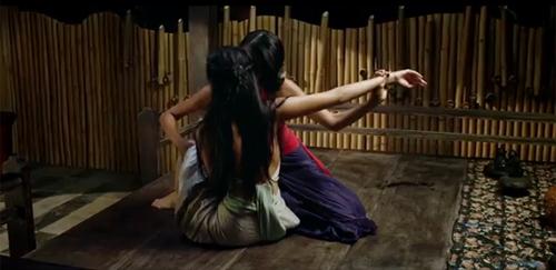 """Hà Tăng, Thanh Hằng lộ cảnh """"yêu"""" - 2"""