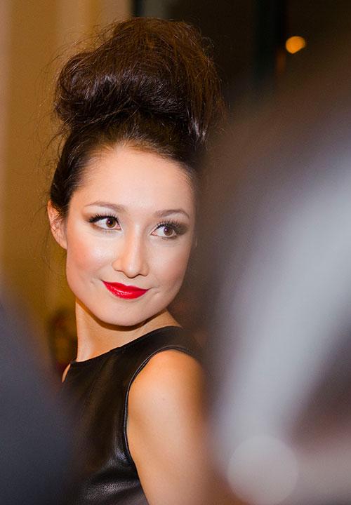 Anna Trương gợi cảm tuổi 18 - 7