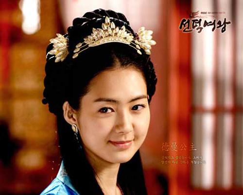 Nữ hoàng Sun-duk: Khốc liệt chốn hoàng cung - 2