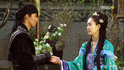Nữ hoàng Sun-duk: Khốc liệt chốn hoàng cung - 5