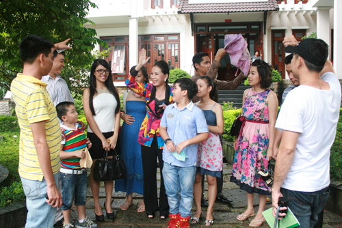 56 tuổi, NSUT Kim Xuân vẫn hồi teen - 4