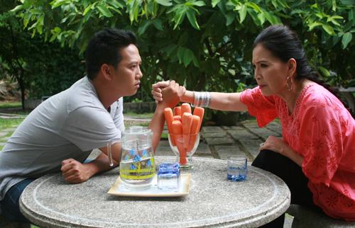 56 tuổi, NSUT Kim Xuân vẫn hồi teen - 1