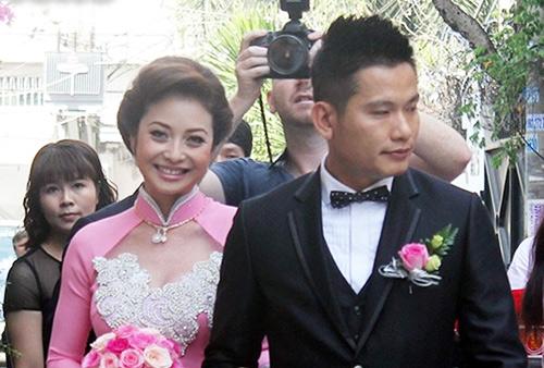 Xôn xao vì cô dâu Jennifer Phạm - 1
