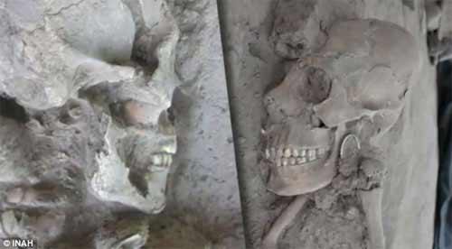 """Phát hiện sọ """"người ngoài hành tinh"""" ở Mexico - 3"""