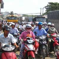 Phí bảo trì đường bộ: Vẫn loạn cách thu