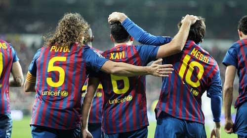 Messi-Xavi-Puyol: Những giá trị bất diệt - 1