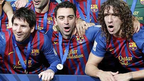 Messi-Xavi-Puyol: Những giá trị bất diệt - 2