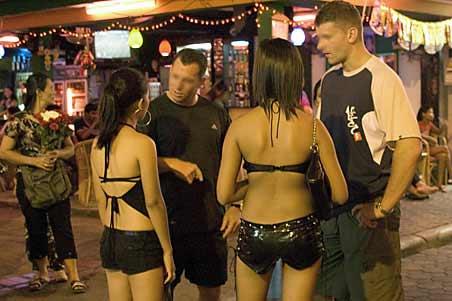 Sự thật về công nghiệp tình dục Thái Lan - 1